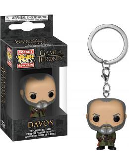 Брелок Keychains: Game of Thrones - Davos