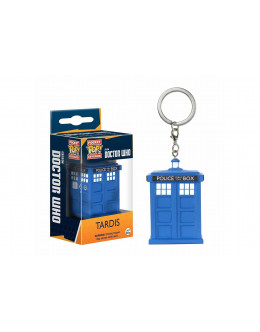 Брелок Keychain: Doctor Who - Tardis
