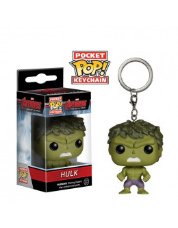 Брелок Marvel Avengers 2: Hulk Keychain