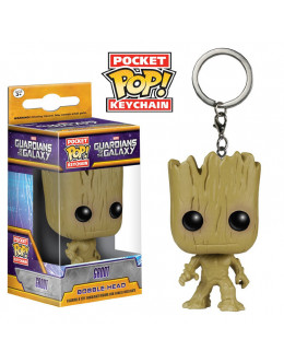 Брелок Guardians of the Galaxy 1- Groot Keychain