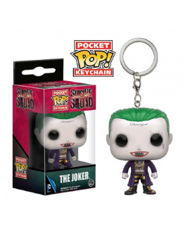 Брелок Suicide Squad the joker keychain