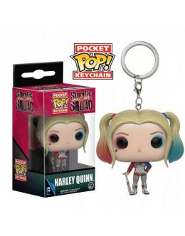 Брелок Suicide Squad Harley quinn keychain