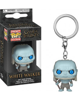 Брелок Keychains: Game of Thrones - White Walker