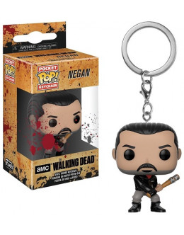 Брелок The Walking Dead - Negan Keychain