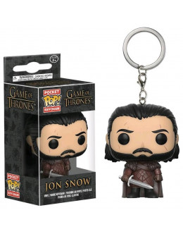 Брелок GOT - Jon Snow Keychain