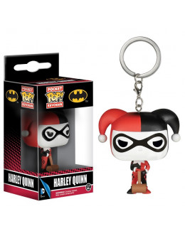 Брелок DC - Harley Quinn Keychains