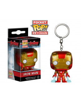 Брелок Marvel Avengers 2: Iron Man Keychain