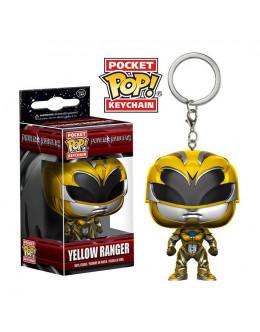 Брелок Keychain: Power Rangers Yellow Ranger