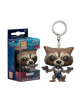 Брелок Guardians of the Galaxy 2: rocket keychain