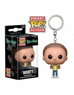 Брелок Rick and Morty - Morty keychain
