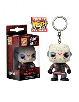 Брелок FunKo POP Keychain: Horror - Jason Voorhees
