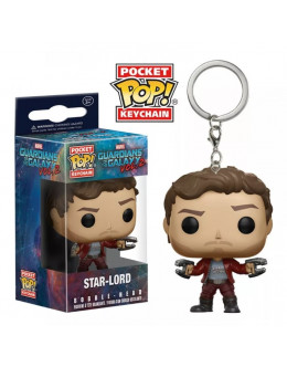 Брелок Guardians of the Galaxy 2: star lord keychain