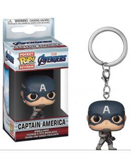 Брелок : Avengers Endgame - Captain America