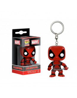 Брелок Deadpool keychain
