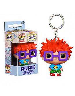 Брелок Keychain Rugrats Chuckie Action Figure