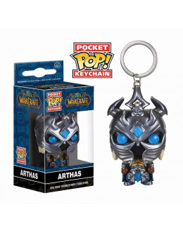 Брелок Keychain: World of Warcraft - Arthas