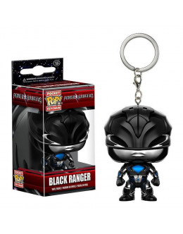 Брелок Keychain: Power Rangers Black Ranger