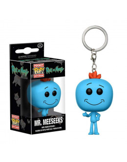 Брелок Keychain Rick and Morty Meeseeks