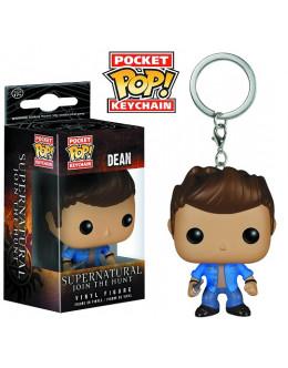 Брелок Supernatural Castiel Keychain