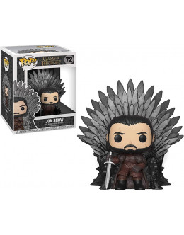 Фигурка Jon Snow on Iron Throne Deluxe
