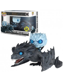 Фигурка Night King with Icy Viserion ride