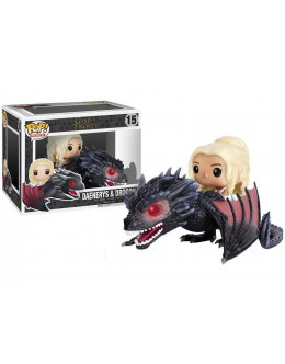 Фигурка Daenerys with Drogon Ride
