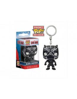 Брелок Civil War Action Figure - Black Panther