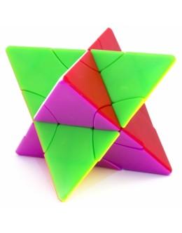 Головоломка LimCube 2x2 Transform Pyraminx - Pyrastar