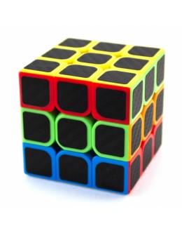 Кубик 3х3х3 KungFu LongYuan Carbon fiber