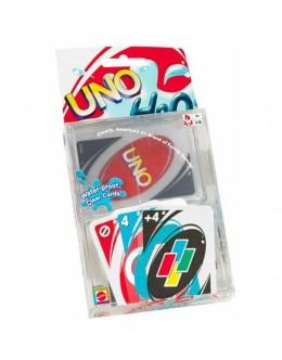 Уно (UNO) настольная игра пластик