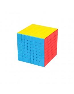 Кубик MoYu MoFangJiaoShi MF8 8x8 пластик