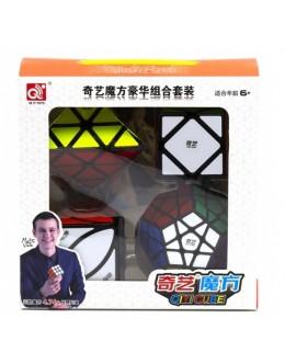 Набор головоломок MoFangGe Non-Cubic Gift Box Black