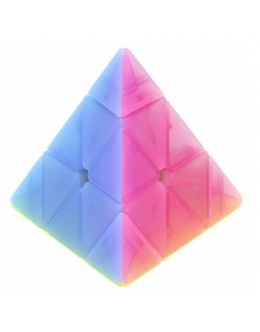Пирамидка MoFangGe QiMing Pyraminx Jelly