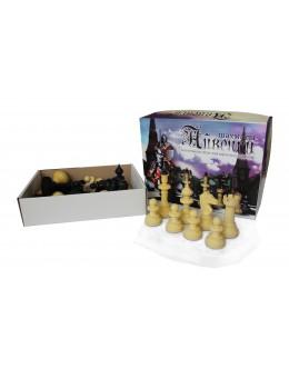 Шахматные фигуры в коробке