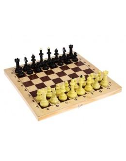 Набор 3 в 1 (шахматы, шашки, домино)