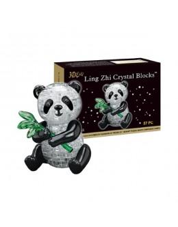 3D пазл crystal blocks панда
