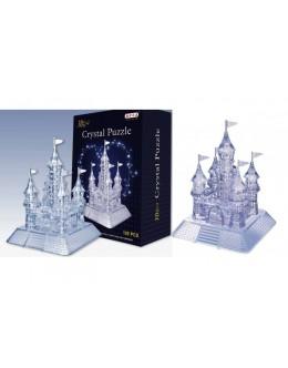 3D пазл crystal blocks замок