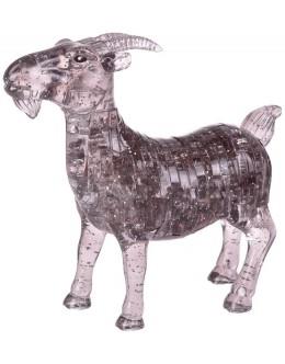 3D пазл crystal blocks козел