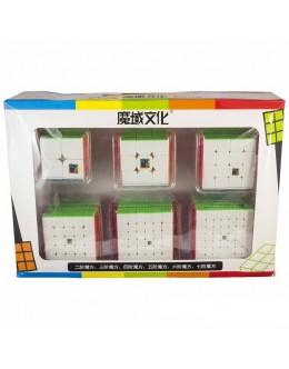 Набор MoYu Cubing Classroom 2+3+4+5+6+7 set