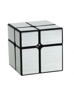 Кубик YongJun 2x2x2 Brushed Mirror Block