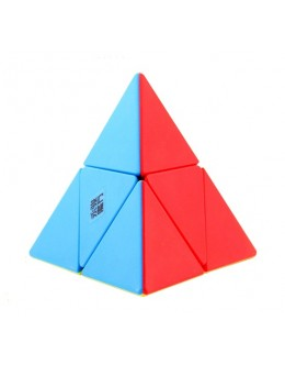 Пирамидка YongJun 2x2 Pyraminx Stickerless Magic