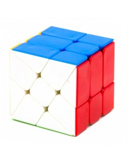 Головоломка MoYu MoFangJiaoShi Windmill Cube