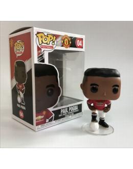 Фигурка Поль Погба (Paul Pogba) из  Манчестер Юнайтед футбол