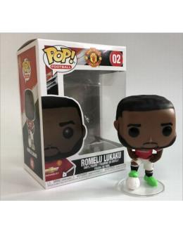 Фигурка Ромелу Лукаку (Romelu Lukaku) из  Манчестер Юнайтед