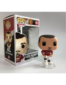 Фигурка Златан Ибрагимович (Zlatan Ibrahimovic) из Манчестер