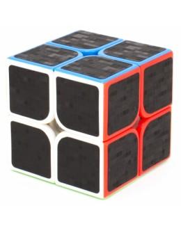 Кубик KungFu 2x2 YueHun carbon