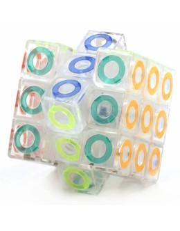 Кубик 3х3 MoYu Crystal Cube