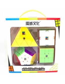 Набор головоломок MoYu Cubing Classroom WCA Set