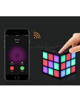 Куб-Колонка Bluetooth
