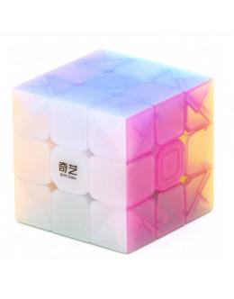 Кубик MoFangGe 3x3 Warrior W Jelly